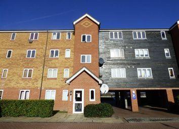 Thumbnail 1 bed flat to rent in Dunlop Close, Dartford