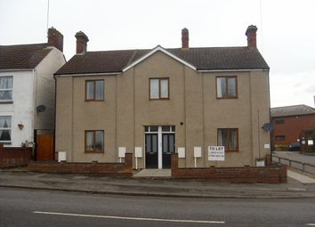 Thumbnail 1 bed flat to rent in Finedon Road, Wellingborough
