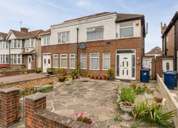 Thumbnail 3 bed semi-detached house for sale in Runnymede Gardens, Greenford