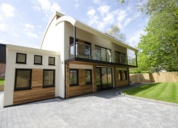 Thumbnail 5 bed detached house for sale in George Lane, Marlborough, Wiltshire
