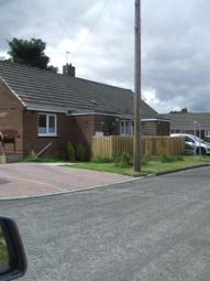 Thumbnail 1 bed bungalow to rent in The Brooms, Ouston, Chester Le Street