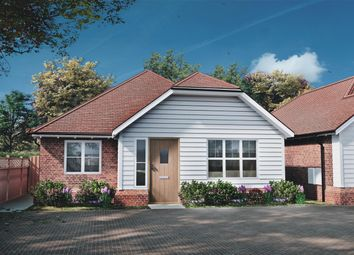 Thumbnail 2 bedroom detached bungalow for sale in Lower Higham Road, Chalk, Gravesend