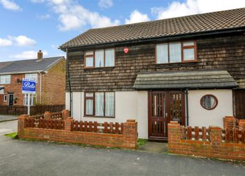 Thumbnail 3 bed property for sale in Queens Crescent, Keadby, Scunthorpe
