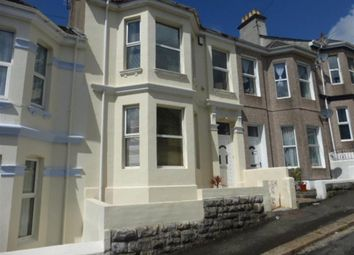 Thumbnail 1 bed property to rent in Cecil Avenue, Plymouth, Devon