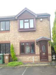 Thumbnail 2 bedroom semi-detached house to rent in Consort Drive, Walsall