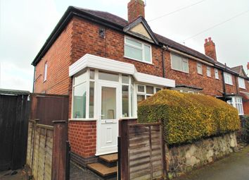 Thumbnail 2 bed end terrace house to rent in Berkeley Road, Birmingham