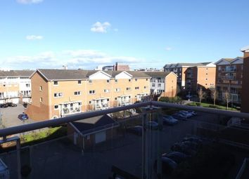 Thumbnail 2 bedroom flat for sale in Taliesin Court, Century Wharf, Cardiff Bay, Cardiff