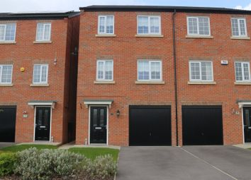 Thumbnail 4 bed town house for sale in Buzzard Avenue, Mexborough