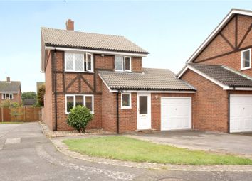 Thumbnail 4 bed link-detached house for sale in Ravenfield, Englefied Green, Surrey