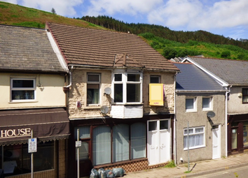 Thumbnail Block of flats for sale in Oxford Street, Pontycymer, Bridgend