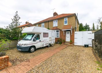 Thumbnail 3 bed semi-detached house for sale in Great Cambridge Road, Cheshunt, Hertfordshire