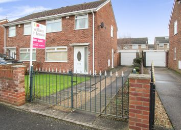 Thumbnail 3 bedroom semi-detached house for sale in Sandy Point, Bilton, Hull