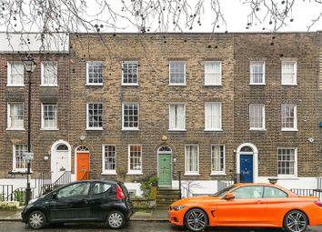 Cleaver Square, Kennington, London SE11. 4 bed terraced house for sale