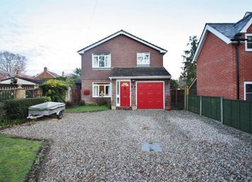 Thumbnail 4 bed detached house for sale in Petersfield Road, Whitehill, Bordon