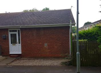 Thumbnail 1 bed semi-detached bungalow for sale in Glanton Close, Chester Le Street