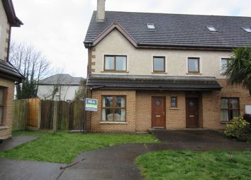 Thumbnail 4 bed end terrace house for sale in 57 Leacan Fionn Thoir, Dungarvan, Waterford