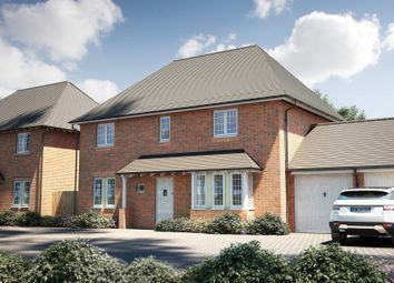 "Thumbnail 4 bed detached house for sale in ""The Stainsby"" at Pine Ridge, Lyme Regis"