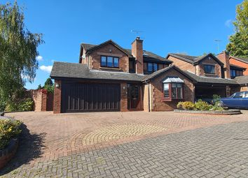 Thumbnail 5 bed detached house to rent in Shrubbery Close, Sutton Coldfield