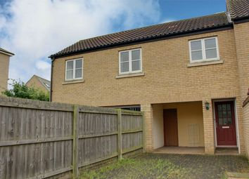 Thumbnail 1 bed detached house to rent in Playsteds Lane, Great Cambourne, Cambourne, Cambridge