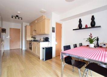 Thumbnail 3 bed town house for sale in Esparto Way, Dartford, Kent