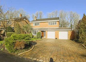 Thumbnail 4 bed detached house for sale in Long Croft Meadow, Chorley, Lancashire