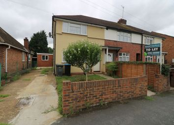 Thumbnail 2 bed end terrace house to rent in Park Avenue, Egham