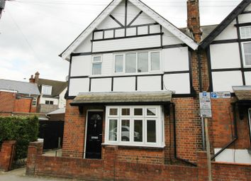 Thumbnail 3 bed semi-detached house for sale in Chester Street, Caversham, Reading