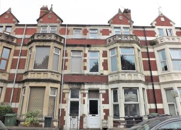 Thumbnail 1 bedroom flat to rent in Blaenclydach Street, Grangetown, Cardiff