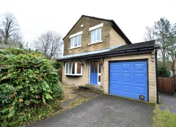Thumbnail 4 bedroom detached house for sale in Wood Gardens, Hayfield, High Peak