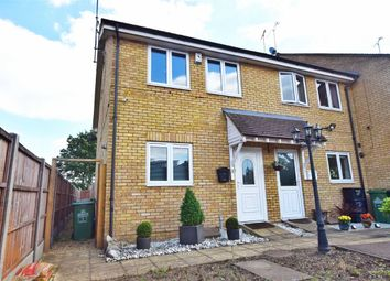 Thumbnail 3 bed end terrace house for sale in Willetts Mews, Hoddesdon, Hertfordshire
