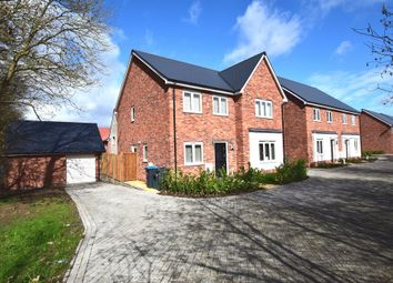 Thumbnail 4 bedroom detached house for sale in Taylor Close, Harlow