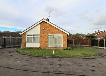Thumbnail 2 bed detached bungalow for sale in Bromley Road, Colchester