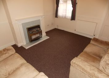 Thumbnail 2 bed terraced house to rent in Ullswater Street, Leicester