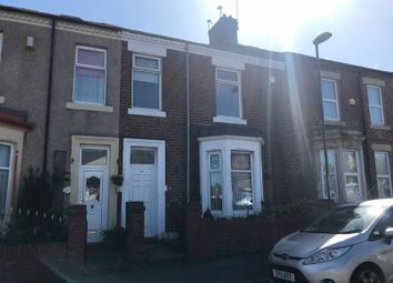 Thumbnail 3 bed terraced house to rent in York Street, Jarrow