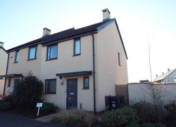 Thumbnail 2 bed semi-detached house for sale in Paignton, Devon