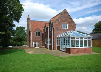 Thumbnail 4 bedroom detached house to rent in South Thoresby, Alford