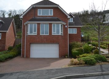 Thumbnail 4 bed detached house for sale in Lon Pendyffryn, Llanddulas