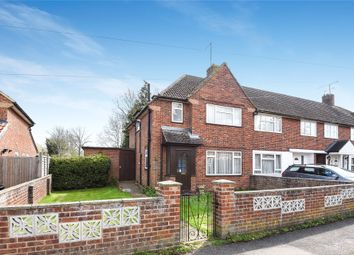 Thumbnail 2 bed end terrace house for sale in Tangley Drive, Wokingham, Berkshire