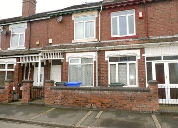 Thumbnail 2 bed terraced house for sale in Kingsley Street, Meir, Stoke-On-Trent