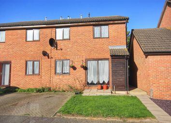Thumbnail 2 bed terraced house for sale in Essex Avenue, Sudbury