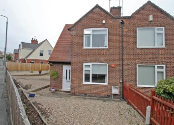 Thumbnail 3 bed semi-detached house to rent in Oxford Street, Carlton, Nottingham