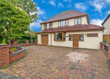 Thumbnail 4 bed detached house for sale in Leacroft Lane, Churchbridge / Great Wyrley, Cannock