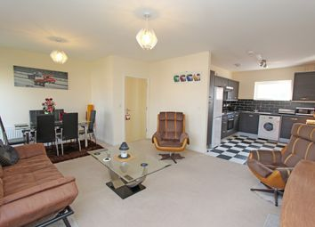 Thumbnail 2 bed flat for sale in Raleigh Drive, Cullompton, Devon
