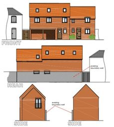 Thumbnail Land for sale in Bridge Street, Saxilby, Lincoln