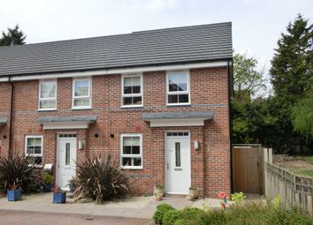 Thumbnail 3 bed end terrace house for sale in Wolston Close, Shirley, Solihull