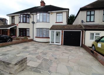 Thumbnail 3 bed semi-detached house for sale in Darwin Road, Welling