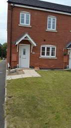 Thumbnail 3 bed end terrace house to rent in Meredith Road, Ashby-De-La-Zouch