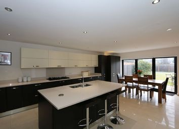 Thumbnail 4 bed detached house for sale in Woodham Lane, Woodham, Addlestone, Surrey