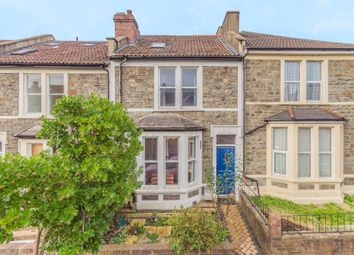 Thumbnail 3 bedroom terraced house for sale in Manor Road, Bishopston, Bristol
