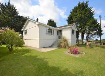 Thumbnail 2 bed detached bungalow for sale in St Day, Redruth, Cornwall